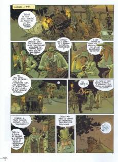 Extrait de Green Manor -2- De l'inconvénient d'être mort