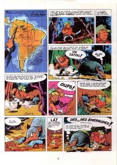 Extrait de Martin Milan (1re série) -3- Les clochards de la jungle