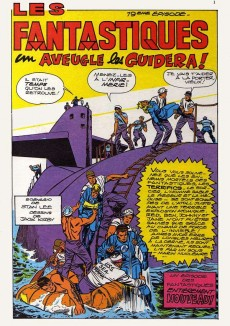 Extrait de Marvel -10- Marvel 10