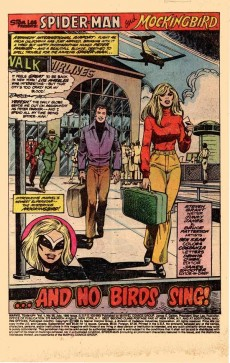 Extrait de Marvel Team-Up (1972) -95- ... And No Birds Sing!