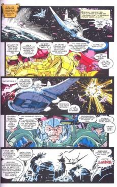 Extrait de Marvel (Les incontournables) -5- X-men
