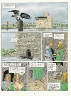 Extrait de Mémoire de Cendres -5- La danse des géants