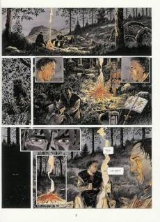 Extrait de Mémoire de Cendres -6- Montségur