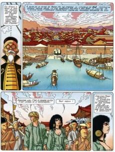 Extrait de Mémoires d'un aventurier -3- Opium