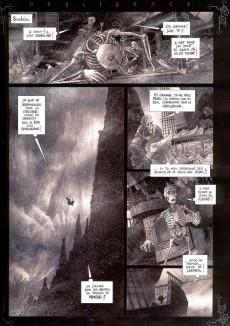 Extrait de Monsieur Mardi-Gras Descendres -3- Le pays des Larmes