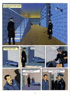 Extrait de Monsieur Wens -2- L'ennemi sans visage