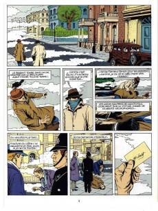 Extrait de Monsieur Wens -3- L'assassin habite au 21