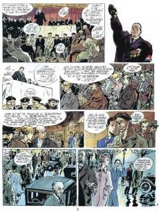 Extrait de Les morin-Lourdel -1- Le clan Morini
