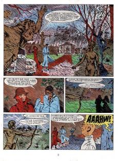Extrait de Mr Magellan -4- L'île des colosses
