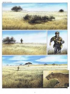 Extrait de Les munroe -1- La vallée du Rift