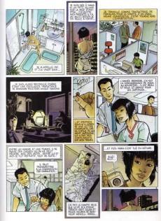 Extrait de Oki, souvenirs d'une jeune fille au pair -1- La mort au bout du voyage
