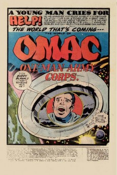 Extrait de Omac (1974) -8- One man army corps