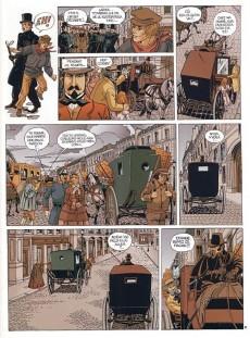 Extrait de Les aventures imaginaires de Victor Hugo -1- On a volé Les Misérables !