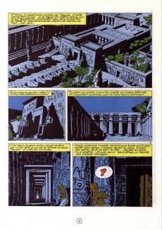 Extrait de Papyrus -6- Les quatre doigts du dieu lune
