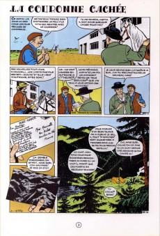 Extrait de La patrouille des Castors -13b1978- La couronne cachée