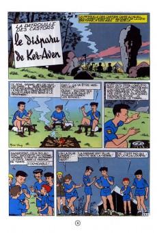 Extrait de La patrouille des Castors -2- Le disparu de Ker-Aven