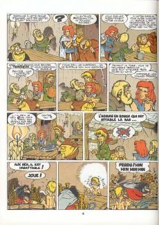 Extrait de Percevan -2- Le Tombeau Des Glaces