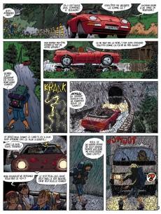 Extrait de Les aventures de Christian Persil - Les Secrets du Marquis