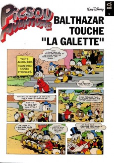 Extrait de Picsou Magazine -258- Picsou Magazine N°258