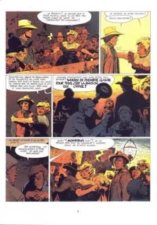 Extrait de Comanche -9- Et le diable hurla de joie...