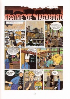 Extrait de Jimmy Boy -1- Graine de vagabond