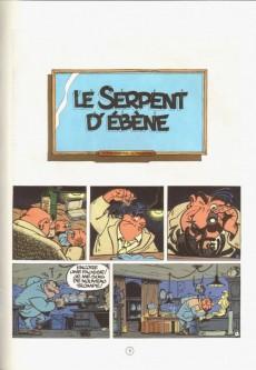 Extrait de Jimmy Tousseul -1- Le serpent d'ébène