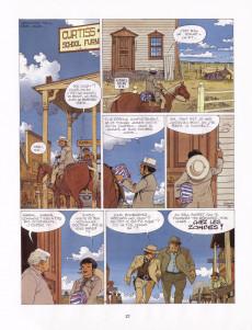 Extrait de Comanche -10- Le corps d'Algernon Brown