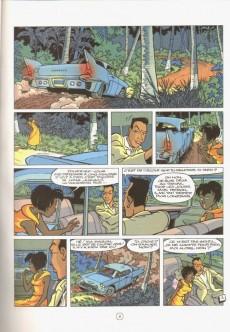 Extrait de Jimmy Tousseul -6- La loi du solitaire