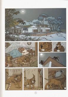 Extrait de Jimmy Tousseul -10- La vengeance du singe