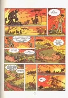 Extrait de Jimmy Tousseul -5- Le royaume du léopard
