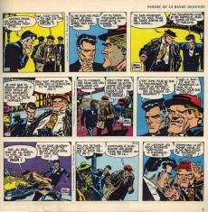 Extrait de Parade de la bande dessinée -7- Johnny Hazard - Cisco Kid
