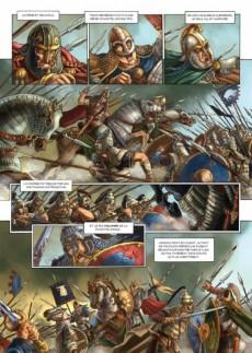 Extrait de Le chant des Elfes -2- Les Invasions barbares