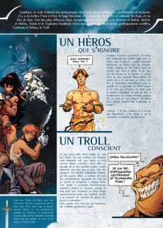 Extrait de Lanfeust de Troy -HS6- Le codex de Troy