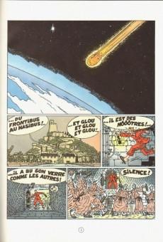 Extrait de Louison Cresson (Les tribulations de) -3- Le machin venu de l'espace