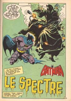Extrait de Batman Géant (Sagédition - 1re série) -12- Le spectre