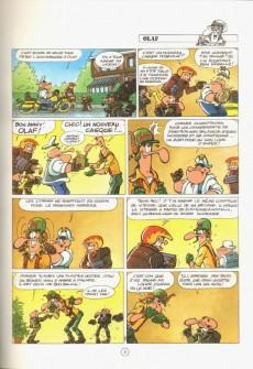Extrait de Les motards -5- Jeux de mots, tôt... jeux de mots, tard...