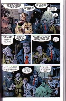 Extrait de Le spirit (DC heroes) -4- Meurtres sur pellicule