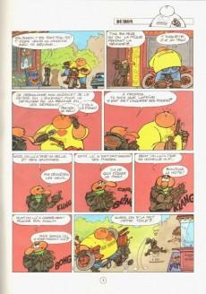 Extrait de Les motards -7- Les chevaliers moto toniques