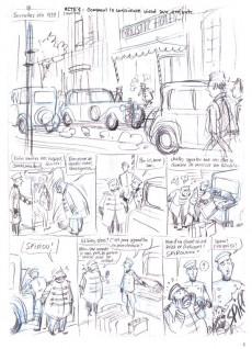 Extrait de Spirou et Fantasio par... (Une aventure de) / Le Spirou de... -4TL2- Le journal d'un ingénu