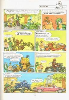Extrait de Les motards -9- Les motos de panurge