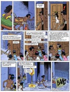Extrait de Papyrus -20- La colère du grand Sphinx