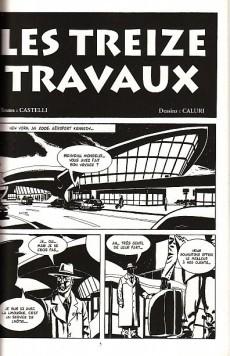 Extrait de Martin Mystère -7- Les Treize Travaux - Le Code Caravage