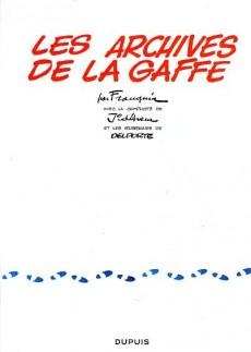 Extrait de Gaston (2009) -1- Les archives de la gaffe