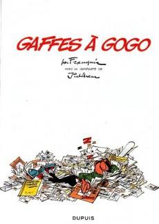 Extrait de Gaston (2009) -2- Gaffes à gogo