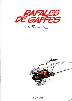 Extrait de Gaston (2009) -8- Rafales de gaffes