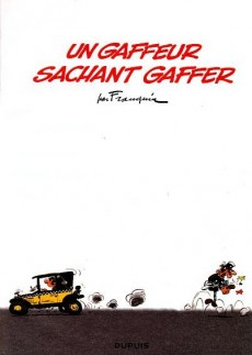 Extrait de Gaston (2009) -9- Un gaffeur sachant gaffer