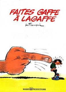 Extrait de Gaston (2009) -19- Faites gaffe à Lagaffe