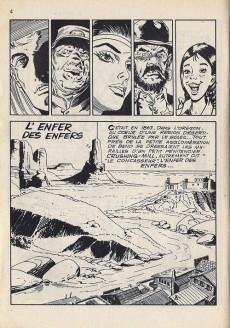 Extrait de El Bravo (Mon Journal) -1- L'enfer des enfers