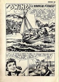 Extrait de Capt'ain Swing! (1re série) -62- Le bourreau d'Oswego