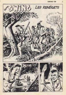Extrait de Capt'ain Swing! (1re série) -128- Les renégats